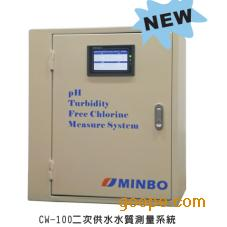 二次供水检测系统CW-100