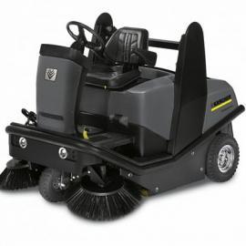 供应无锡德国凯驰KM 120/150 R P吸尘扫地机 驾驶式扫地机价格