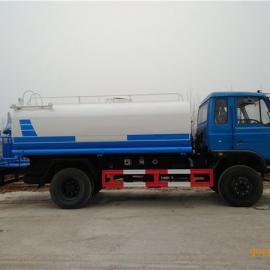 10吨热水保温运输车澡堂洗浴中心专用车价格