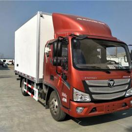 贵州贵阳生鲜冷藏车哪个品牌最好 福田4.2米冷藏车有哪些