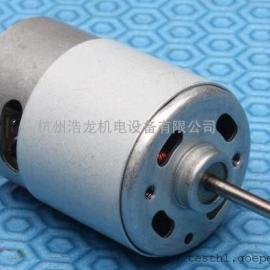微型直流电机测试系统