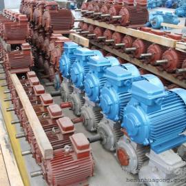 YZR200L-8/15kw电动机 行吊车用全铜芯电动机 6级8级 防护式电机