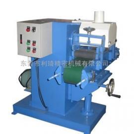 水磨铝型材拉丝机 不锈钢水磨拉丝机 双工位水磨拉丝机