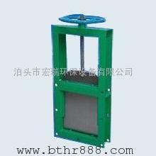 手动插板阀厂家 手动刀形闸阀型号 方形圆形可定制