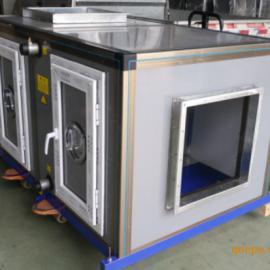 欣琪空气净化箱,空气过滤箱,法兰,彩钢板镀锌板喷塑材质