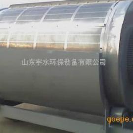 宇水YSWL节能型微滤机全封闭304不锈钢
