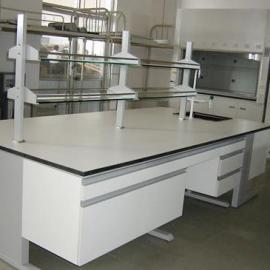 崇左全钢结构边台 不锈钢实验台 实验室规化