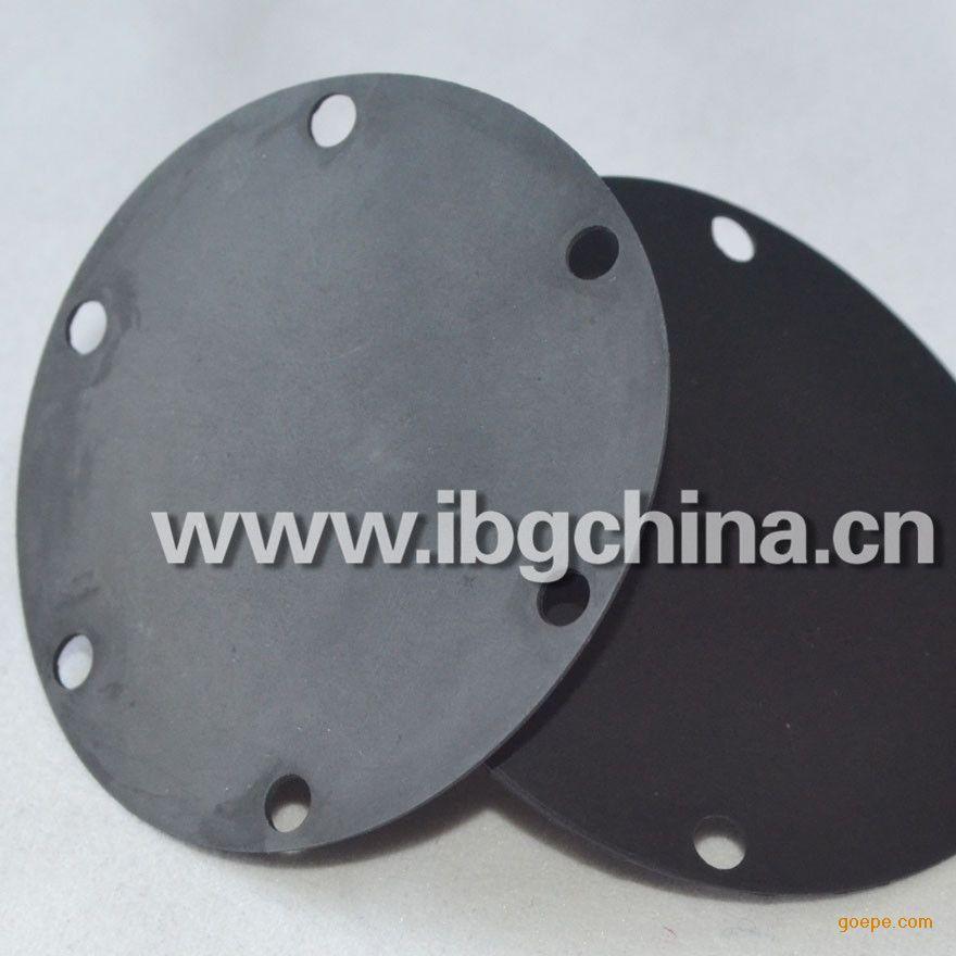 实心圆形垫片 三元乙丙材质 耐腐蚀 耐高温