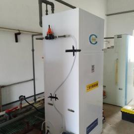 HCFM复合型二氧化氯发生器饮水消毒设备