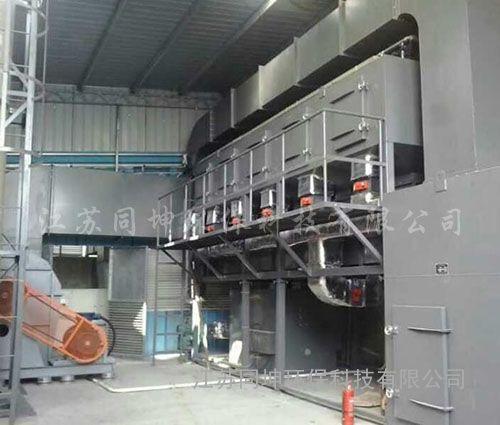 RCO催化燃烧废气处理设备 RTO废气治理