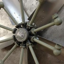 冷却塔节能自转喷头厂家