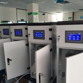 小区供水站在线检测仪器,线多参数水质分析仪DCSG-22099