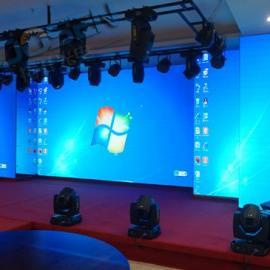 全彩LED电子显示屏价格会议室的多少钱一平方