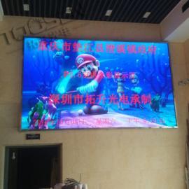 中山大学室内P3LED电子屏大屏幕报价每平米多少