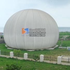 斯柯瑞膜结构工程 含硫废水处理 钢膜结构反吊膜污水加盖除臭
