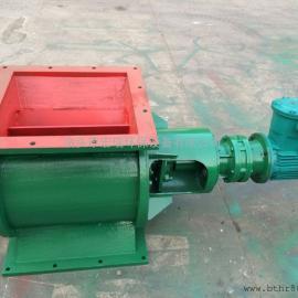 河北电动星型卸料器厂家 旋转卸灰阀 刚性叶轮给料机