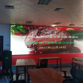 台湾进口原装晶元管芯P2.5彩色LED显示屏制作价格