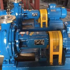150XWJ200-32新型304不锈钢无堵塞纸浆泵 XZ纸浆泵