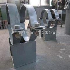 锦州凌河区D3双孔短管夹 支吊架厂家批发