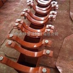 福州连江县D3双孔短管夹 支吊架厂家批发