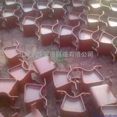 临夏回族自治州东乡族自治县D3双孔短管夹 支吊架标准图集