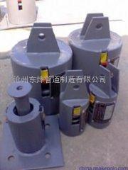 商洛山阳县D3双孔短管夹 支吊架实体生产厂家