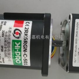 台湾本都HI-PRO电机马达2RK6GN-A