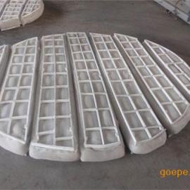 304不锈钢丝网除沫器价格PP冷却水塔除雾器生产厂家