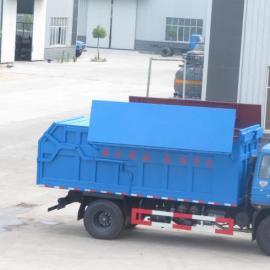 6立方自卸式污泥收集车-8吨清运污泥收集车价格