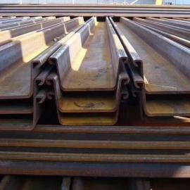 钢板桩硬度高可供出租;出售质量上乘