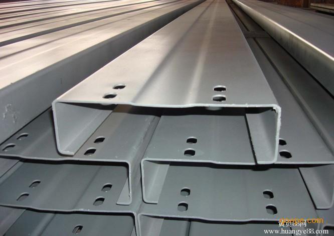云南镀锌C型钢厂家/云南镀锌C型钢价格