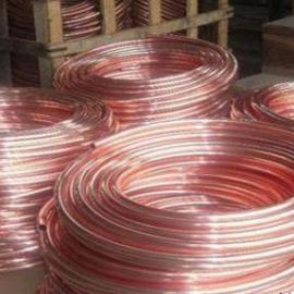 T2紫铜盘管厂家,紫铜管价格低