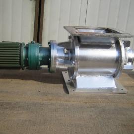 304不锈钢星型卸料器旋转卸灰阀 电动卸料阀,专业定制