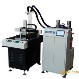 进口齿轮泵式环氧树脂抽真空除汽包AB胶打胶机/灌胶机/注胶机