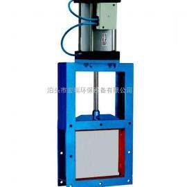 电动方形插板阀哪便宜 插板阀厂家直供 型号规格可定制