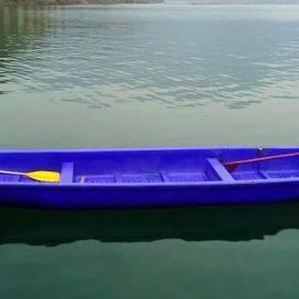 冠县6米钓鱼船水产养殖船PE牛筋小船观光游览船