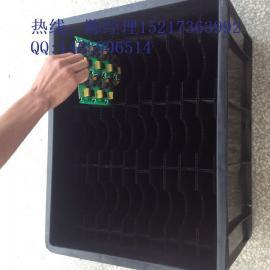 深圳龙华防震隔板刀卡 pp中空板瓦楞板 塑料中空板隔板支持定
