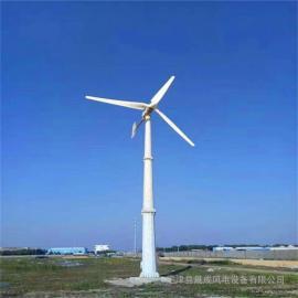 低转速3000瓦风力发电机家用离网水平轴