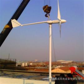 5000W家用小型12V微型全套风力发电机厂家