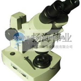 宝石显微镜
