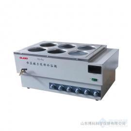 数显恒温水浴锅HJ-A6磁力搅拌恒温水浴锅