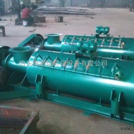 河北单轴粉尘加湿搅拌机型号规格DSZ-50 搅拌粉尘加湿机厂家
