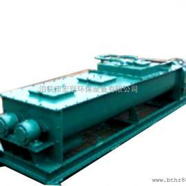 SJ-60双轴搅拌机型号 卧式双轴污泥煤泥搅拌机价格