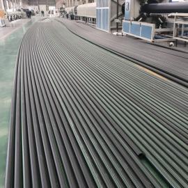 南安市埋地热塑性复合管安装