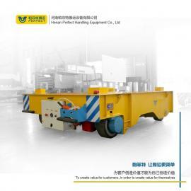 过跨电瓶车重型滚筒轮搬运机械设备搬运车手推平车