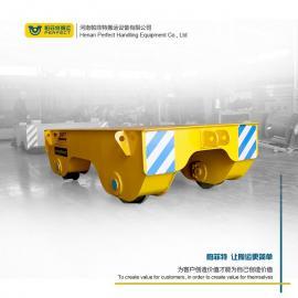机械配件搬运大吨位轨道平板车 10吨30吨50吨重型过跨板车