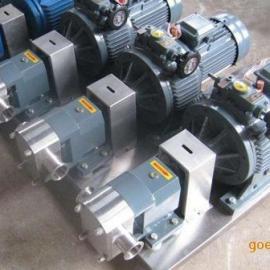 凸轮转子泵,输送胶水,树脂不锈钢凸轮泵,海涛泵业实力雄厚