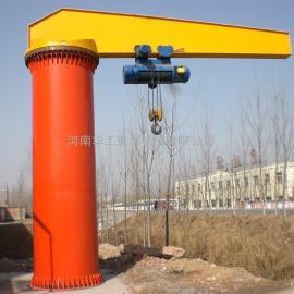 1000公斤悬臂起重机悬臂吊 单梁移动式悬臂吊 墙壁吊 独臂吊