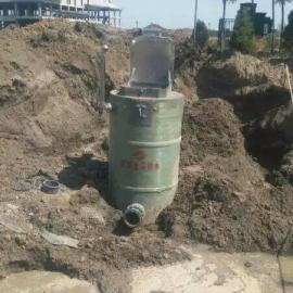 建湖一体化污水泵站