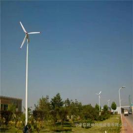 500W微型低转速小型家用风力发电机